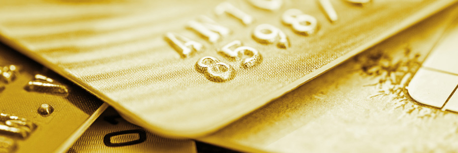 gold credit cards