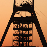 South African mining operations