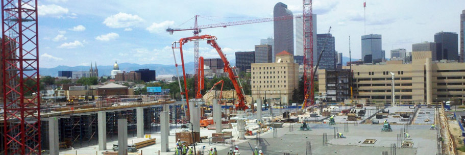 Denver Construction SCL Health