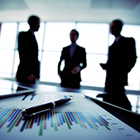 people in a meeting room