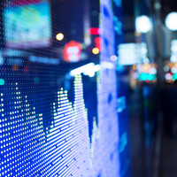 stocks on street