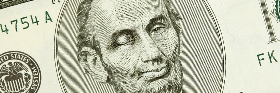 abraham lincoln money