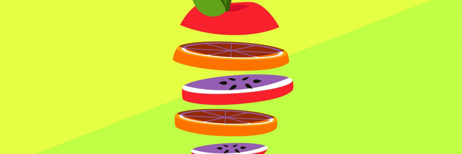 Sliced Multi Fruit