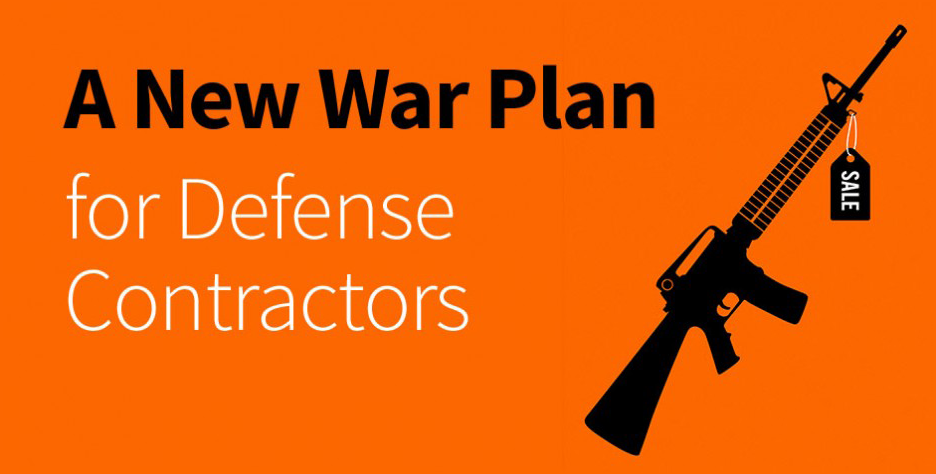 A New War Plan for Defense Contractors