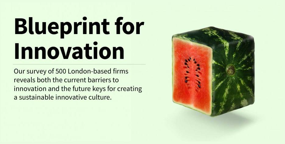 Blueprint for innovation fti journal for Innovation consultancy london