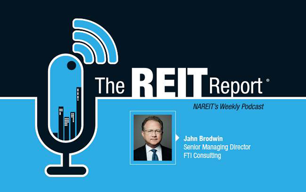 REIT Report Brodwin Podcast