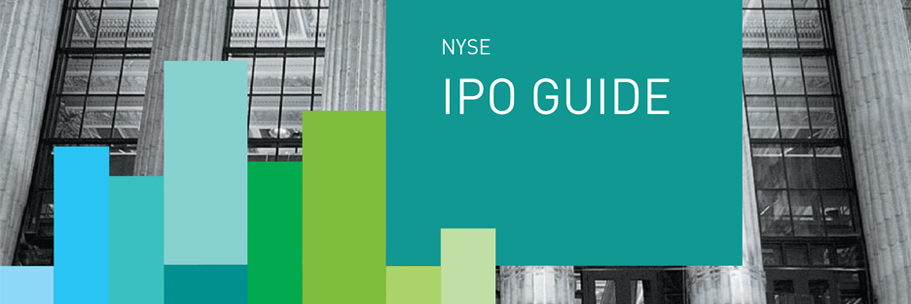 NYSE IPO Guide Cover